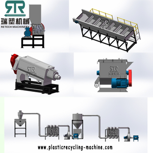 PP woven bags recycling washing machine,PP big bag/Jumbo bag cleaning equipment plant