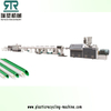 Plastic Twin/Single Extruder/Extrusion PVC PE PPR PP HDPE Pipe Agriculture Water/gas /drainage/electric conduit Supply Manufacturing Making Production Line